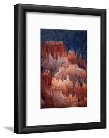 Utah, Bryce Canyon National Park, Hoodoos in Bryce Amphitheater