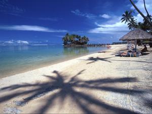 Warwick Fiji Resort, Coral Coast, Fiji by David Wall