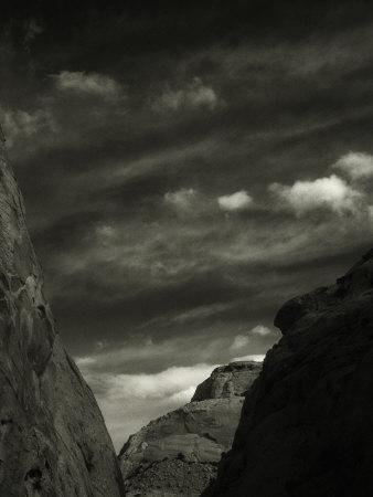 Chimney Rock Canyon, Capitol Reef National Park, UT
