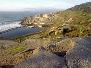 Point Lobos, Sutro Banks by David Wasserman