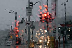 SF Early and Wet by David Winston