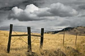 Siskiyou County Landscape by David Winston