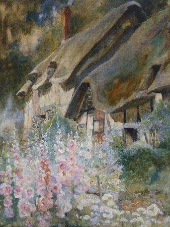 Anne Hathaway's Cottage, 19th Century