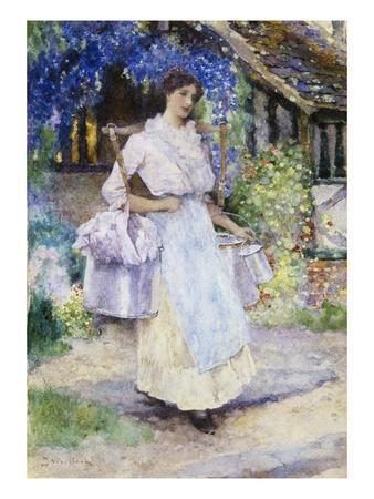 The Pretty Milkmaid