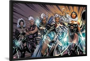 X-Men Evolutions No.1: Storm by David Yardin