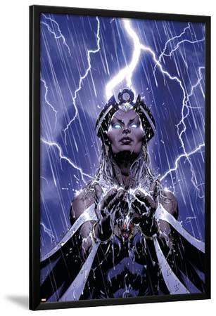 X-Men: Worlds Apart No.2 Cover: Punisher