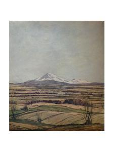 'Ben Ledi', 1911 (1935) by David Young Cameron