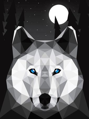 Tundra Wolf by Davies Babies
