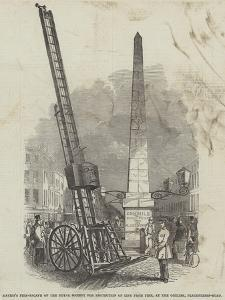 Davies's Fire-Escape of the Royal Society for Protection of Life from Fire