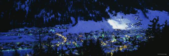 Davos, Switzerland--Photographic Print
