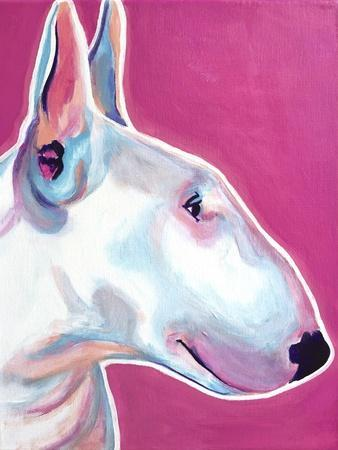 Bull Terrier - Bubble Gum