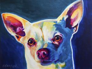 Chihuahua - Coco by Dawgart