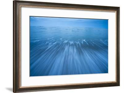 Dawn at Marconi Beach in Welfleet, Massachusetts-Michael Melford-Framed Photographic Print