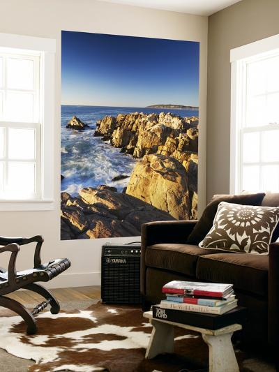 Dawn at Plettenberg Bay, Western Cape, South Africa-Ian Trower-Wall Mural
