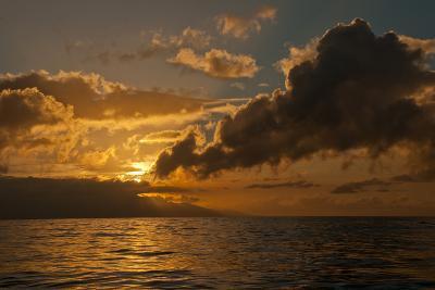 Dawn Breaking over the Coastline of Maui-Karen Kasmauski-Photographic Print