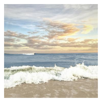 Dawn Of The Crashing Waves-Joseph Rowland-Art Print