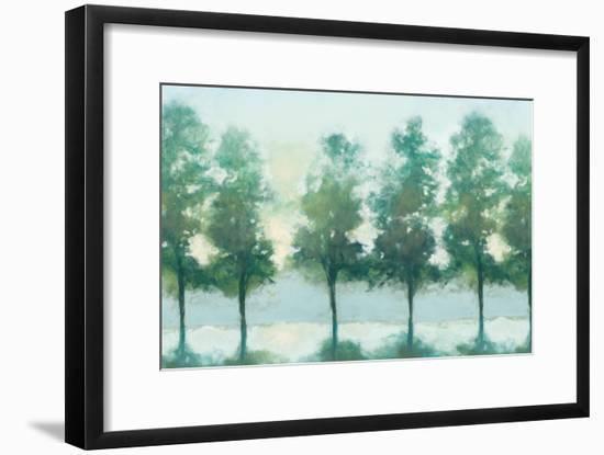 Dawn Processional v2-Julia Purinton-Framed Art Print
