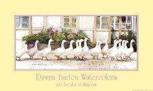 Dinner Call by Dawna Barton