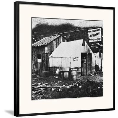Dawson City, C1900--Framed Photographic Print