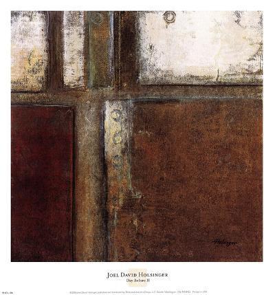 Day Before II-Joel Holsinger-Art Print