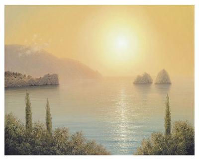Day Dream-A^ Gorjacev-Art Print