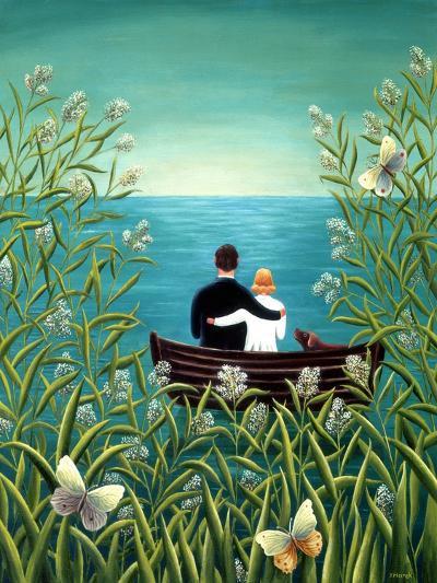 Day Dream-Jerzy Marek-Giclee Print