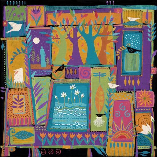 Day Dreaming-Sue Davis-Giclee Print