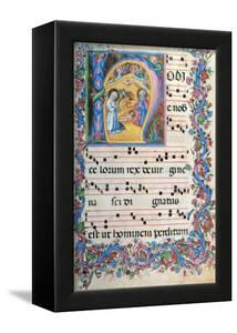 Day Hours and Night Hours Antiphonary From First Saturday of Advent To IV Sunday After Epiphany