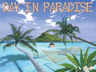 Day in Paradise-Scott Westmoreland-Art Print