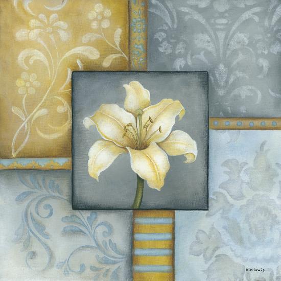 Day Lily II-Kim Lewis-Art Print
