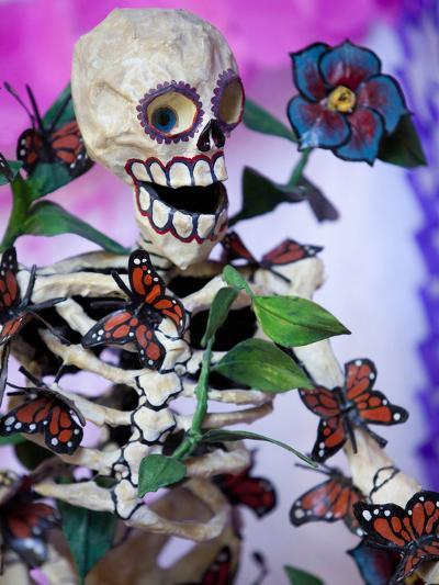 Day of the Dead Altar, San Miguel De Allende, Mexico-John & Lisa Merrill-Photographic Print