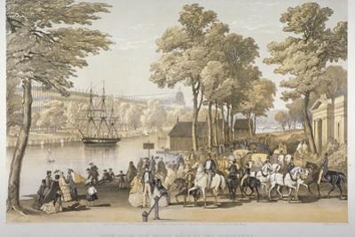 The Great Exhibition, Hyde Park, Westminster, London, 1851 by Day & Son