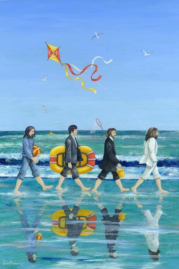 Day Tripper-Peter Adderley-Art Print