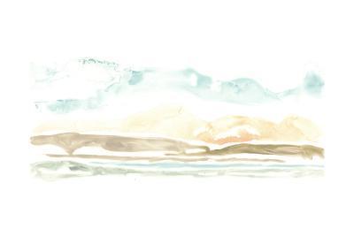 Daybreak at Sea I-June Vess-Premium Giclee Print
