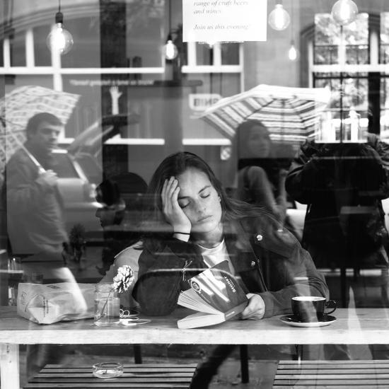 Daydreaming-Michael Komm-Photographic Print