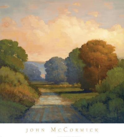 Daylight Again-John McCormick-Art Print