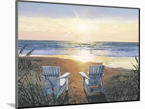 Days End Duo-Scott Westmoreland-Mounted Art Print
