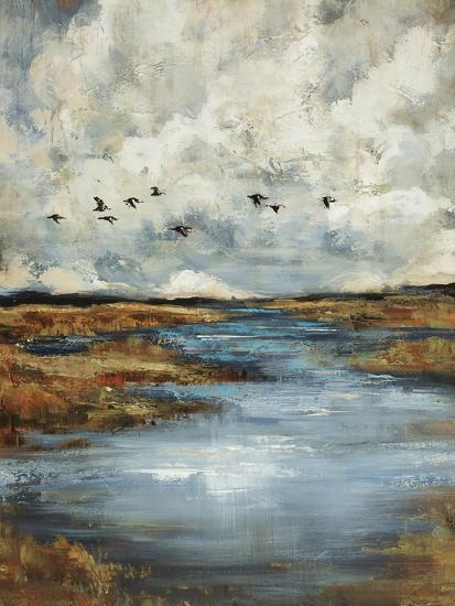 Days Flight-Sydney Edmunds-Giclee Print