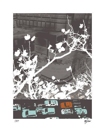 Days Go By I-Mj Lew-Giclee Print