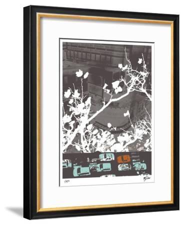Days Go By I-Mj Lew-Framed Giclee Print