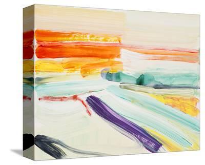 Daytime Distance-Joan Davis-Stretched Canvas Print