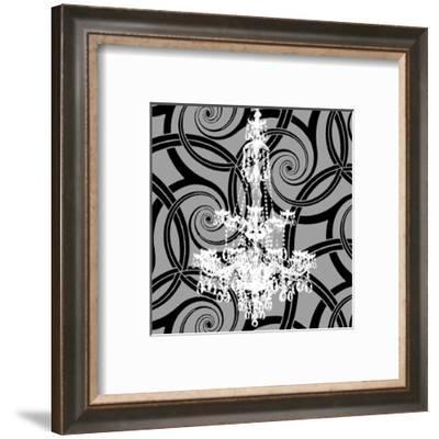 Dazzling-Erin Clark-Framed Art Print