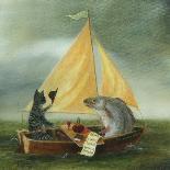 Peter Carl Faberge-DD McInnes-Art Print