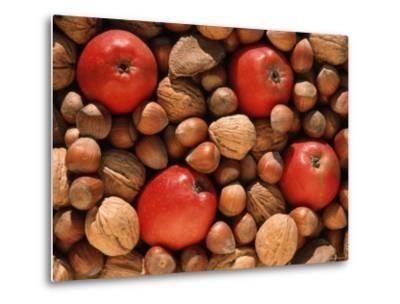Apple, and Nut Harvest, Autumn Fruits