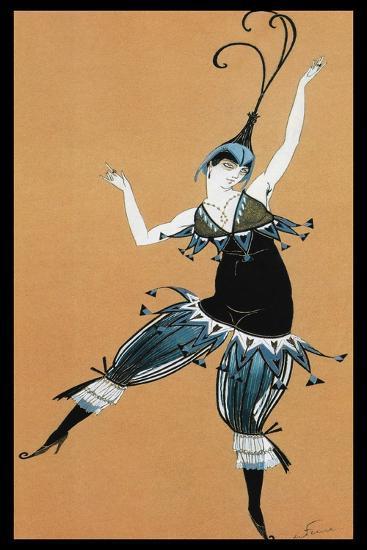 De Feure Deco 2-Vintage Lavoie-Giclee Print