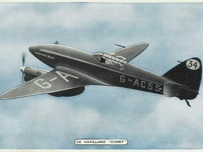 De Havilland Comet--Photographic Print