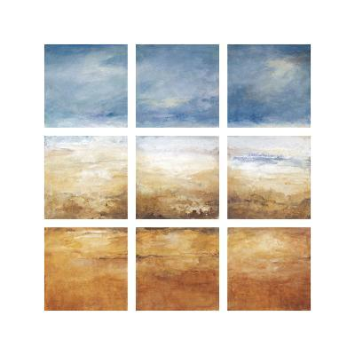 De la Tierra al Cielo-Isabel Sánchez-Giclee Print