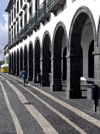 Ponta Delgada, Sao Miguel Island, Azores, Portugal, Europe