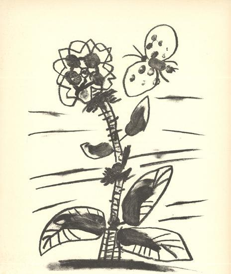 De Memoire D'Homme IX-Pablo Picasso-Premium Edition