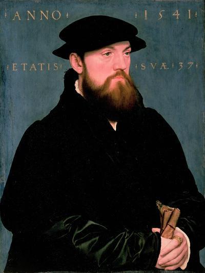 De Vos Van Steenwijk-Hans Holbein the Younger-Giclee Print